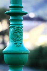 Laterne Modell Stadtpark_Detail