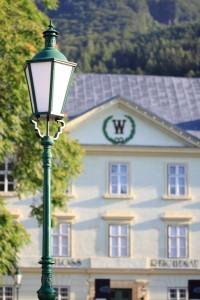Laterne Modell Stadtpark