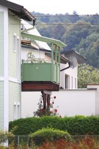 Balkon Modell V-Dekor